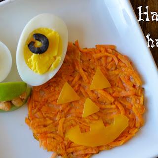 Halloween Hash Browns Breakfast