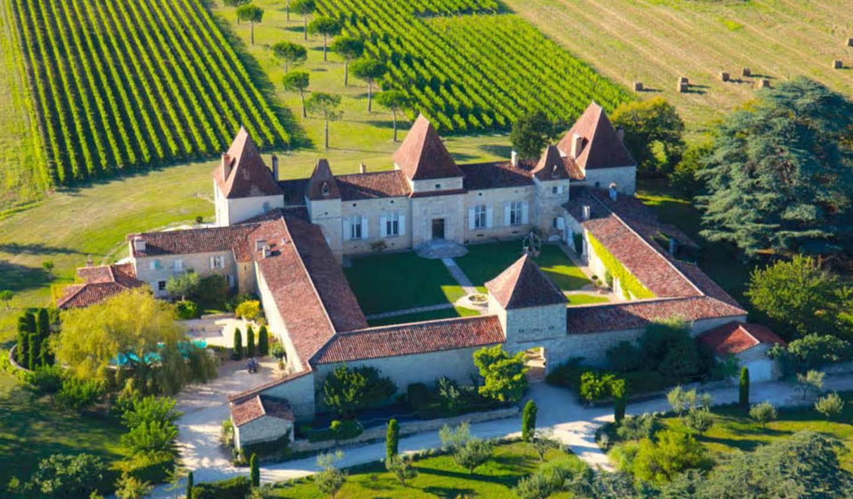 Castle Nérac