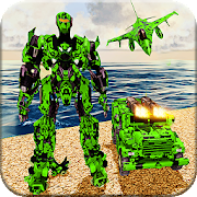 Game US Army Jet Multi Transform Robot War apk for kindle fire