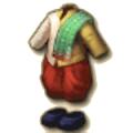 ロイクラトン祭り衣装(男)