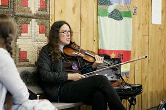 Photo: Gina Forsyth, Fiddle