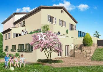Duplex 3 pièces 82 m2