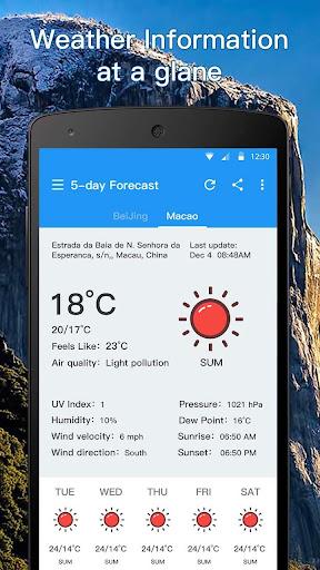 玩天氣App|天氣 & 天氣小工具免費|APP試玩