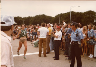 Photo: Chicago Half-Marathon 1977