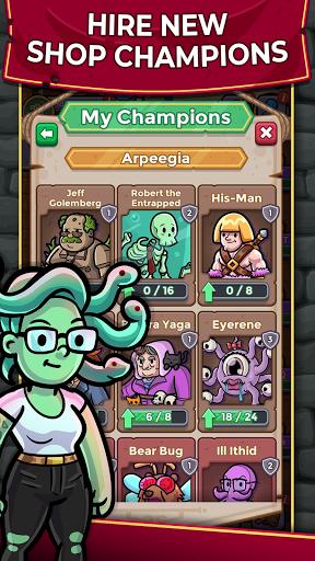 Dungeon Shop Tycoon: Craft, Idle, Profit! u2694ufe0fud83dudcb0ud83euddd9 modavailable screenshots 3