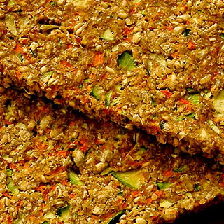 Zucchini Carrot Bread.