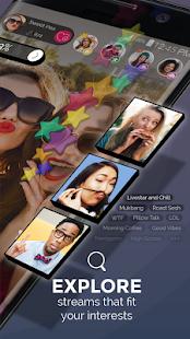 Livestar - Live Streaming App - náhled