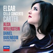 Carter: Concerto for Cello - 1. Drammatico