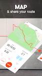screenshot of Strava Training: Track Running, Cycling & Swimming