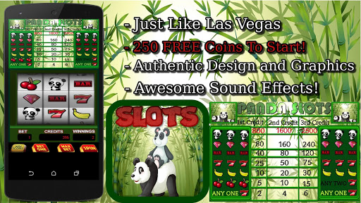Panda Slot Machine