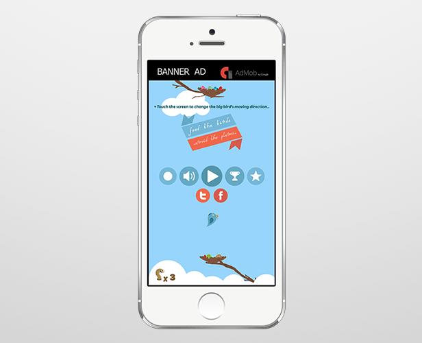 Feed the Birds - στιγμιότυπο οθόνης