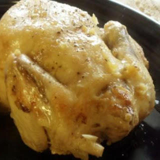 Crock Pot Rosemary Cornish Game Hen