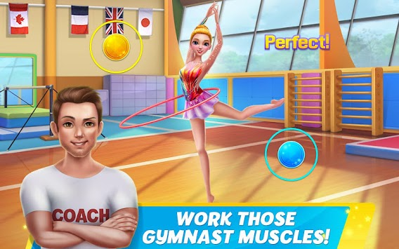 Rhythmic Gymnastics Dream Team: Girls Dance