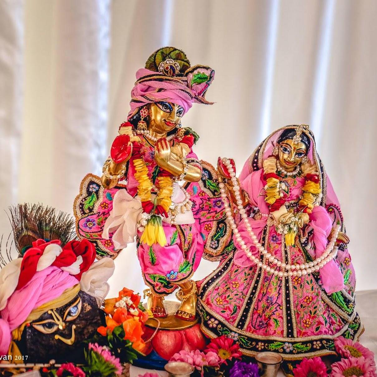 Gurudeva's Deities