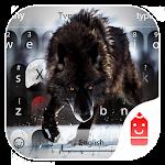 Wolf Theme & Emoji Keyboard icon