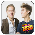 Dylan and Cole Wallpaper icon
