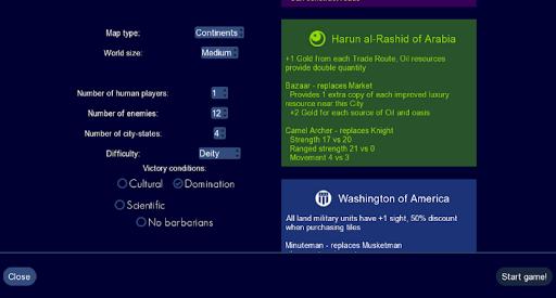 Télécharger Gratuit Unciv mod apk screenshots 6