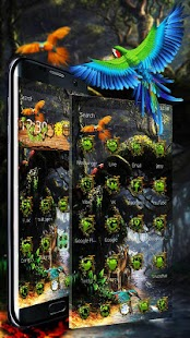 Jungle Spring - náhled