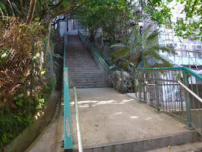 Photo: Stairway between 薄扶林 Pokfulam Rd. and Sai Wan 西環