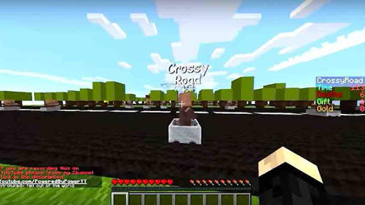 Crossy Ideas - Minecraft