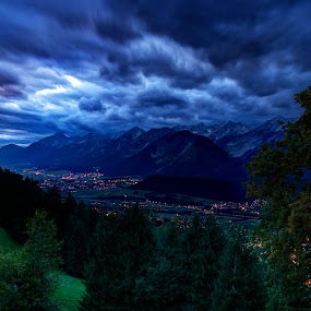 The Tirol Alps by Patrick Imbacher - Landscapes Mountains & Hills