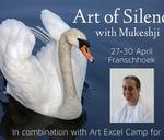 Freedom Day Art of Silence in Franschhoek : Franschhoek Travellers' Lodge