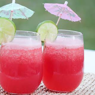 Watermelon Spritzer Smoothie.