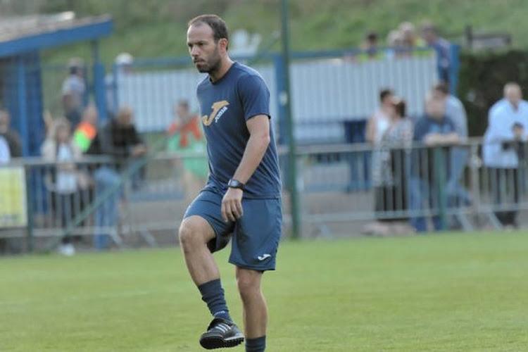 """Le coach de Sprimont reste confiant : """"Mais il est temps de traduire notre qualité en points"""""""