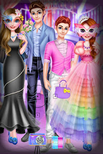 Tải Game Superstar Makeup Prom
