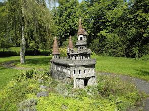 Photo: Gnome castle, Engelhartszell