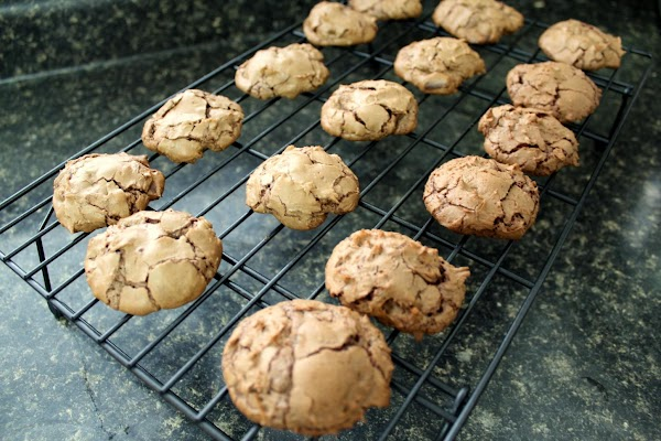Cool on baking sheet 10 minutes; transfer to wire rack to cool completely. Enjoy!