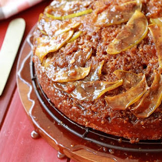 Apple Upside Down Cake With Cake Mix Recipes.