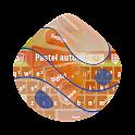 Pastel autumn GO Keyboard icon