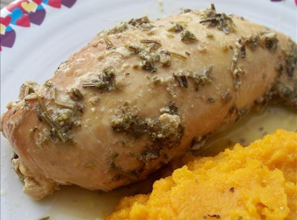 Crock Pot Garlic-rosemary Chicken Breast Recipe