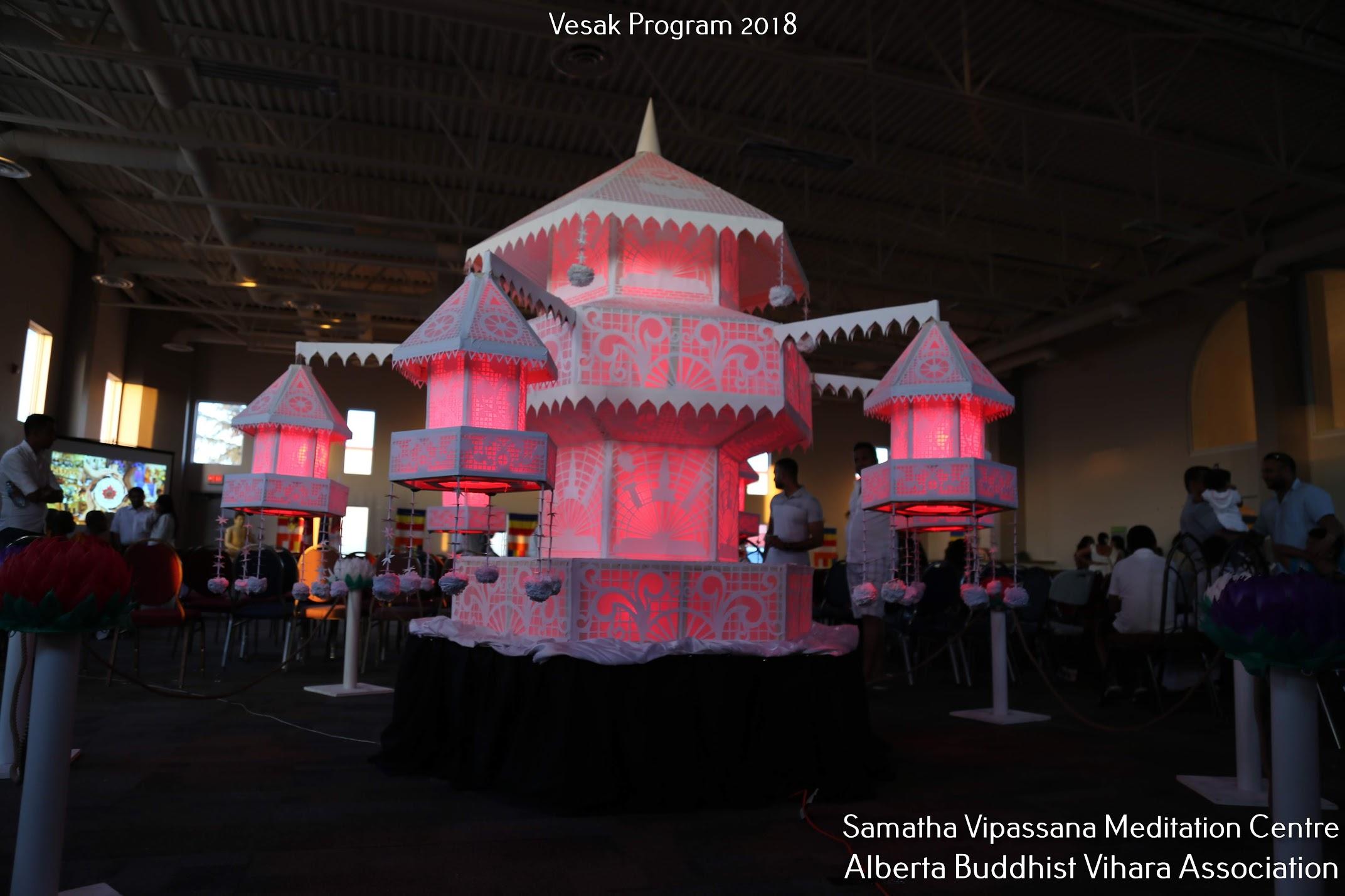 SVMC Vesak Festivities