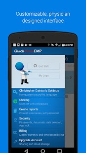 QuickChart Remote Medical EMR- screenshot thumbnail
