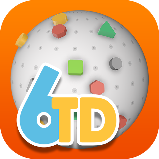 6TD Geometry - Tower Defence Android APK Download Free By Element Studios