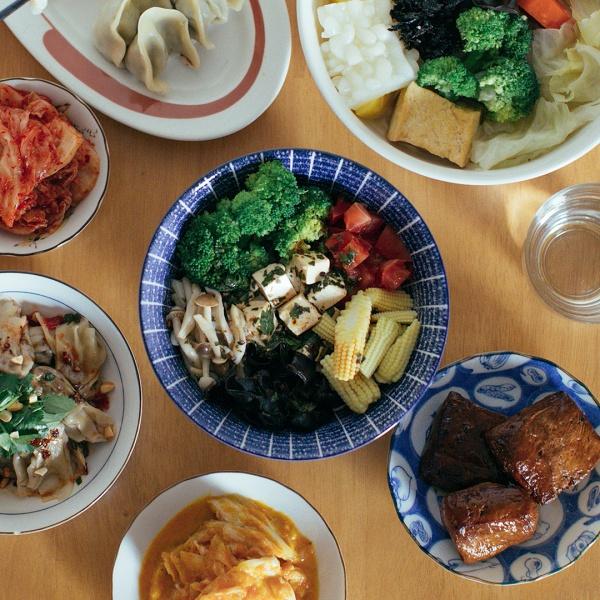 素食種類-全素、純素