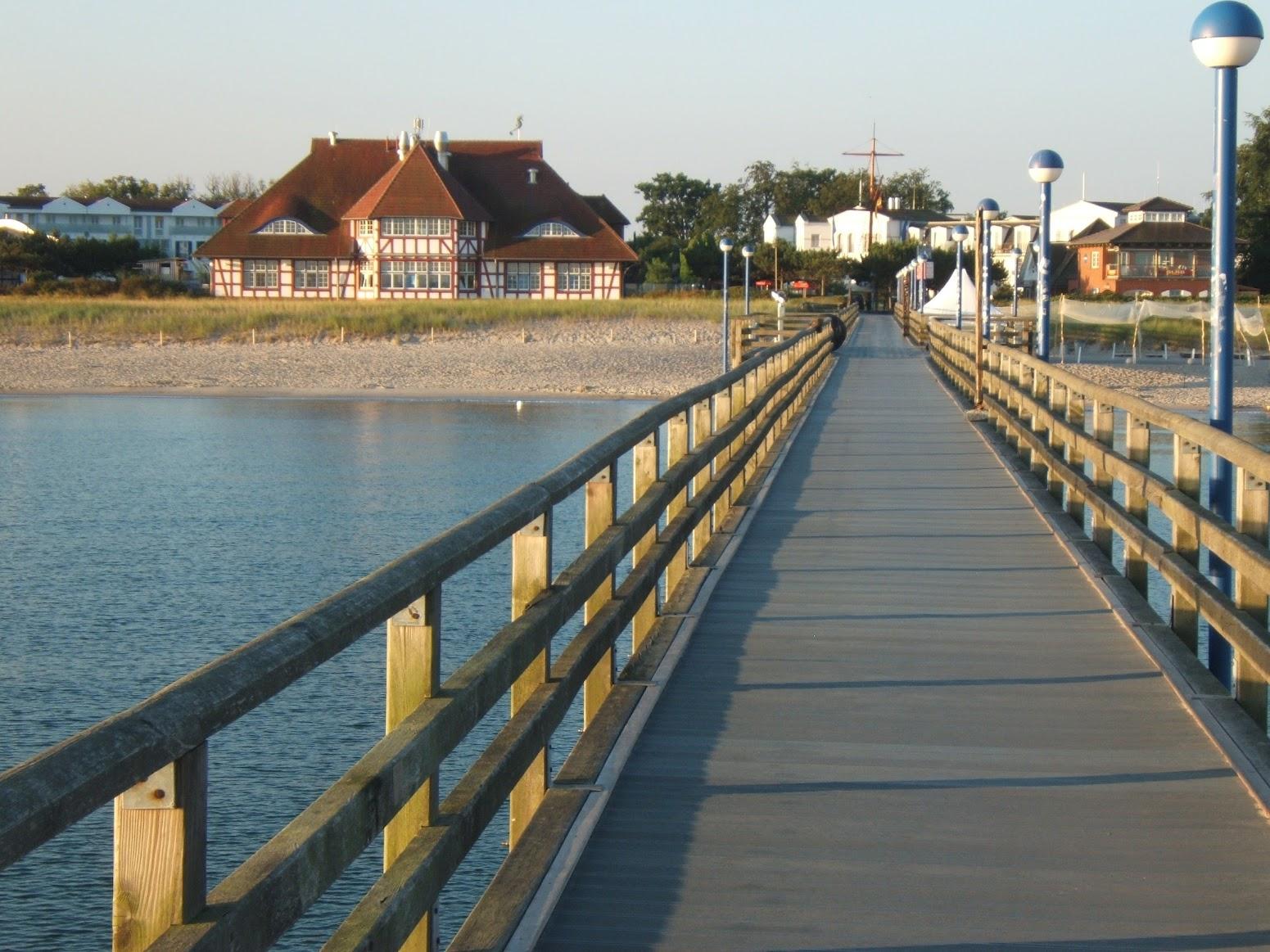 Zingst Seebrücke