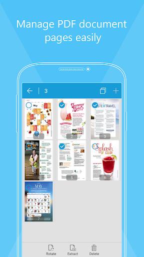 Foxit Mobile PDF  - Edit and Convert 6.6.1.0121 screenshots 6