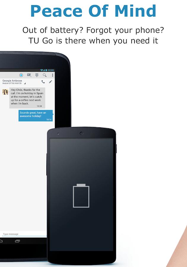 TU Go- screenshot