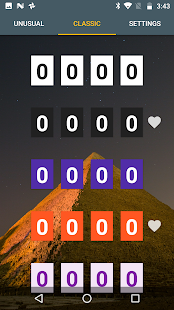 Material Clock- screenshot thumbnail