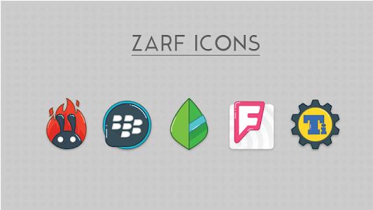 Zarf - Icon Pack (SALE.!!) v2.0