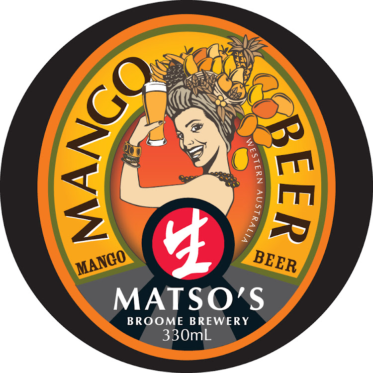 Logo of Matso's Broome Mango Beer