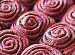 Cinnamon Beet Rolls Recipe