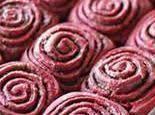 Cinnamon Beet Rolls Recipe