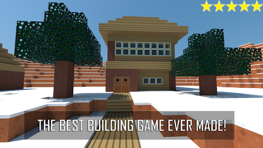 Winter Craft – Building Exploration 1