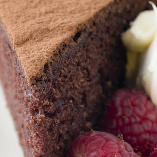 Perfect Sugar Free Chocolate Cake.