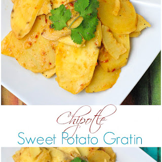 Chipotle Sweet Potato Gratin Recipes