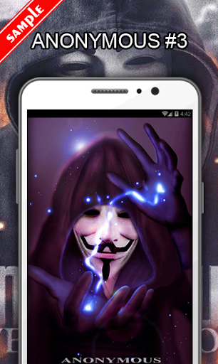 Anonymous Wallpapers  screenshots 4